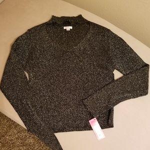BNWT Long Sleeve & Skirt Set